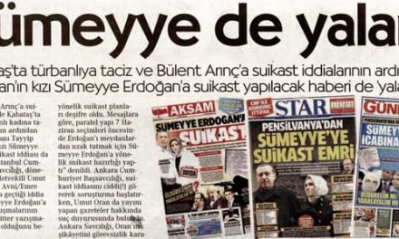 """""""Sümeyye suikasti"""" sahte çıktı – Cumhuriyet"""