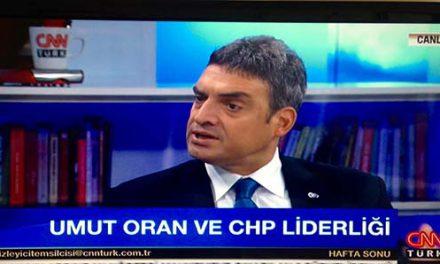 Cumhurbaşkanı adayım Kılıçdaroğlu