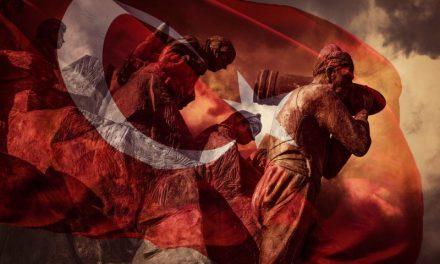 """""""Vatan için canını veren Mehmetçiklerimiz; rahat uyuyun!"""""""