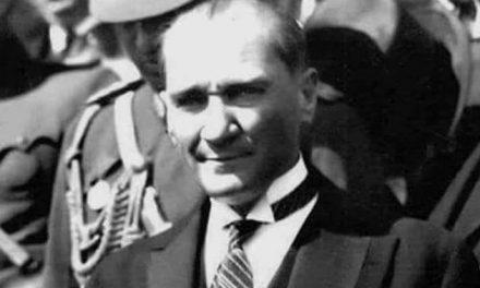 10 Kasım Türk Tarihine Saygı Günüdür