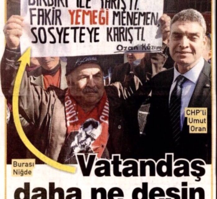 Tarımdaki Çöküşün Sorumlusu AKP'dir – Sözcü