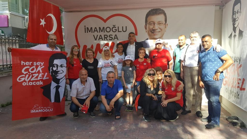 Umut Oran'dan 23 Haziran için özel İstanbul çalışması