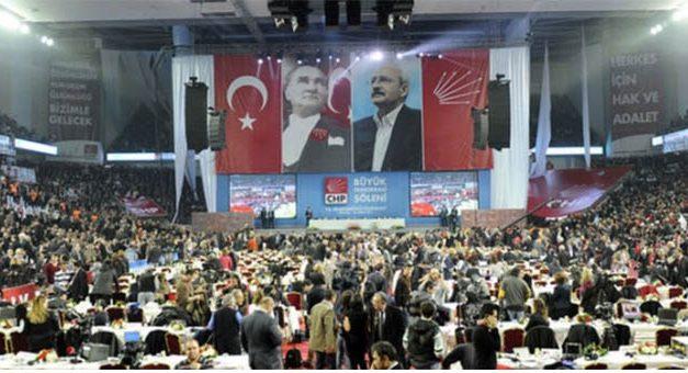 CHP Örgütleri Parti Programını Yazabilecek Kadar Niteliklidir