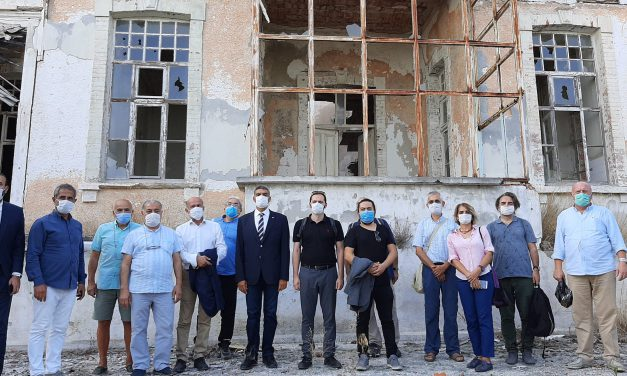 Heybeliada Sanatoryumu Yeniden Hastane Olarak İnşa Edilmelidir