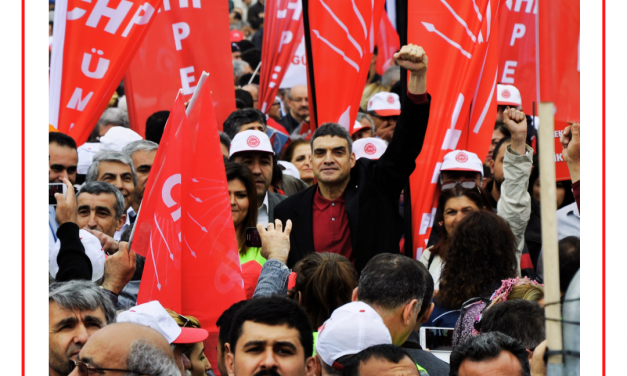 1 Mayıs İşçi ve Emekçi Bayramı Kutlu Olsun