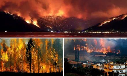 Türkiye yanıyor, yurttaşlarımız adeta cezalandırılıyor!
